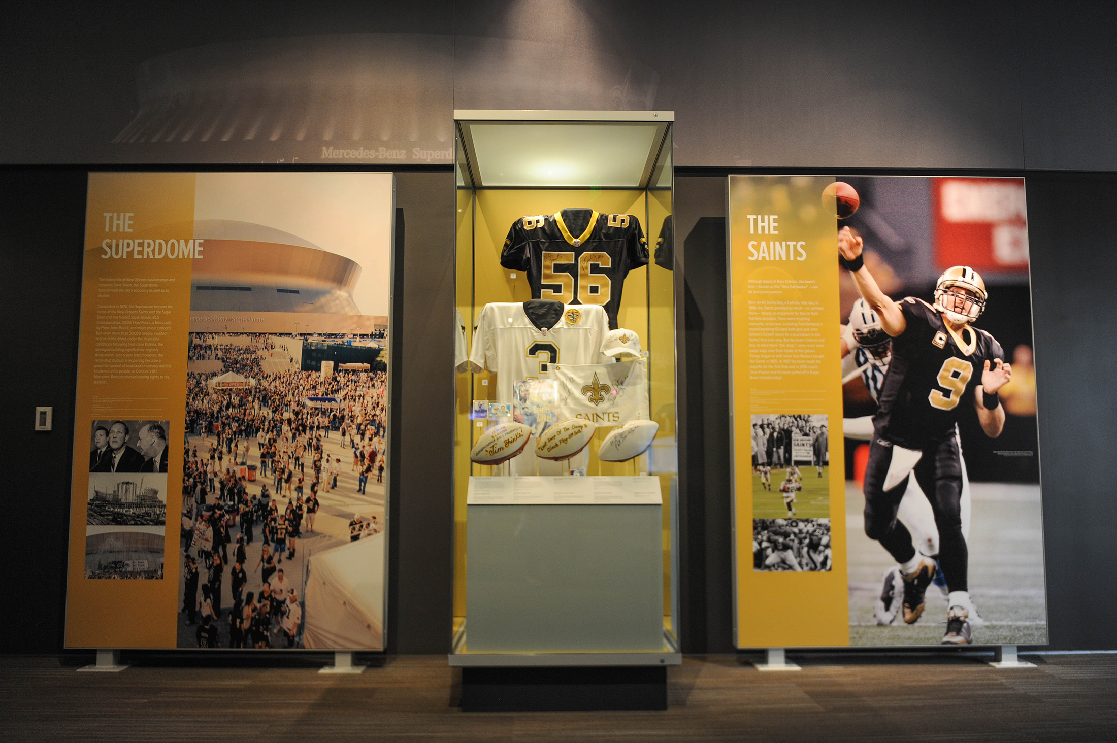 Art In Paradise D Exhibition Hall : Louisiana sports hall of fame louisiana museums