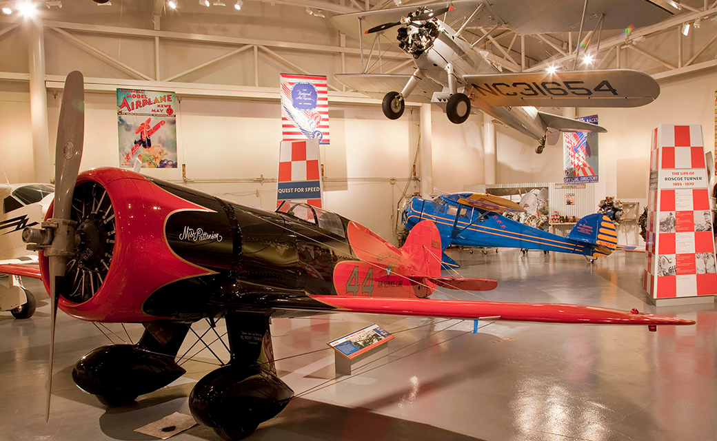 Wedell-Williams Aviation and Cypress Sawmill Museum