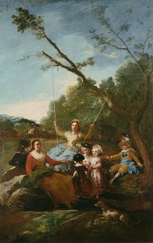 Goya - The Swing