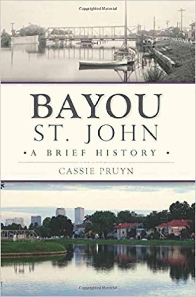 Cassie Pruyn Bayou St John