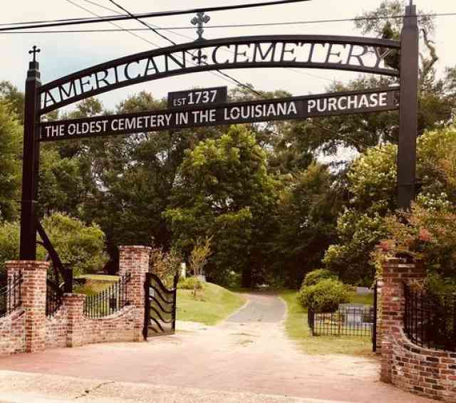 Natchitoches American Cemetery Walking Tour