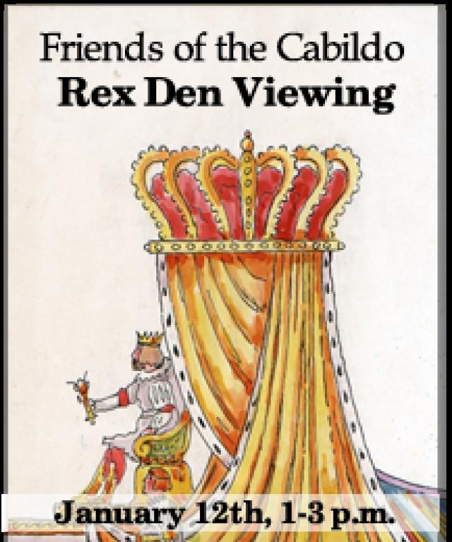 Annual Rex Den Float Showing
