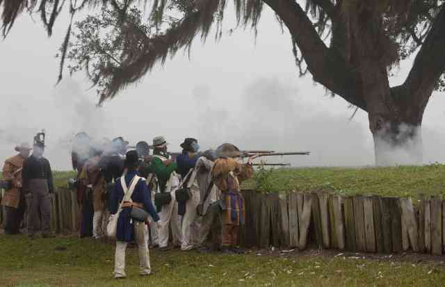 Battle of New Orleans Tour