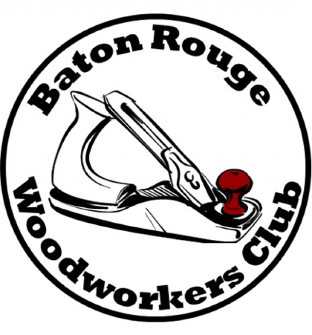 Baton Rouge Woodworkers Logo
