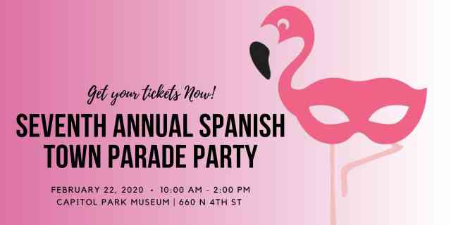 Seventh Annual Spanish Town Parade Party