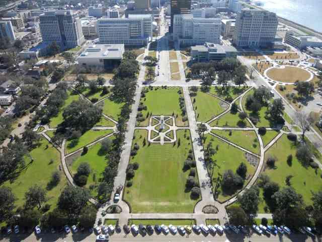 Capitol Park Walking Tour