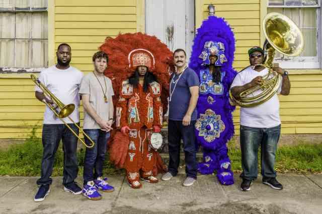 Cha Wa Grammy Nominated Band