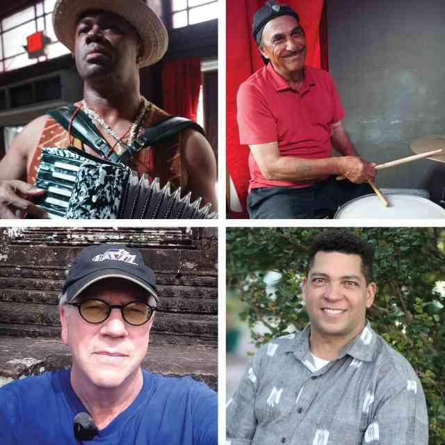 Creole Language & Music Special Program