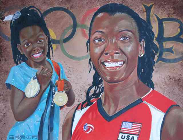 Olympic Glory with Danielle Scott-Arruda: The third interview in a four-part series in May 2021