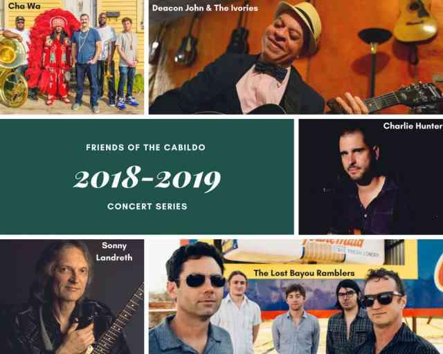FOC Concert Series Image
