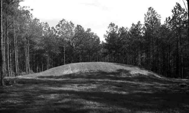 Caddo Bellevue Mound