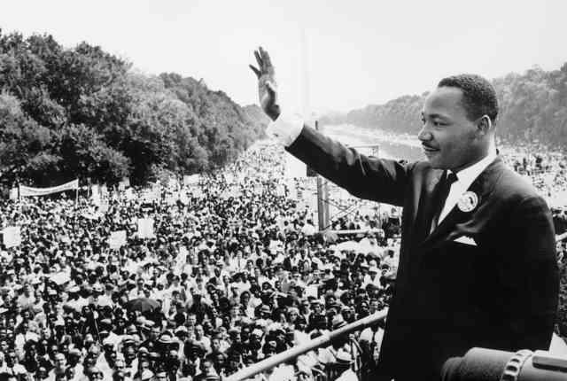 MLK from Getty