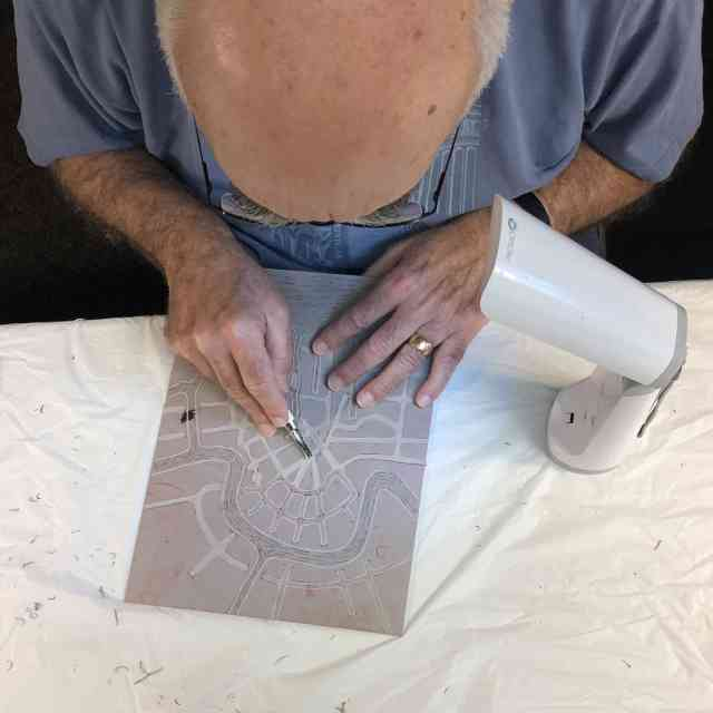 Louisiana Impressions: Printmaking at the Museum