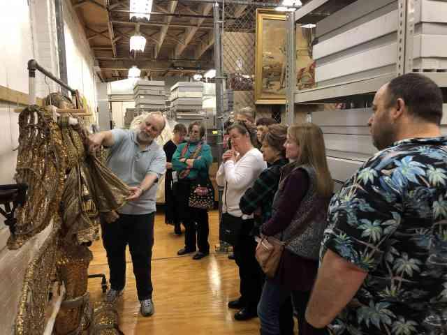 Historic Costume Tour & Workshop