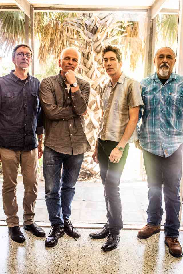 FOC Concert Series presents The Iguanas