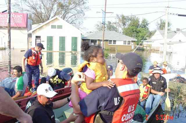 Rescue Stories of Katrina