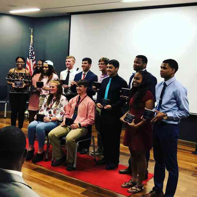 Natchitoches Leadership Through Athletics