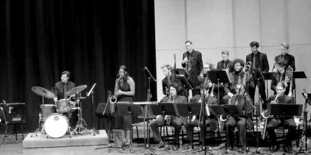 JEN Lagniappe Concert with the Loyola Jazz Ensemble
