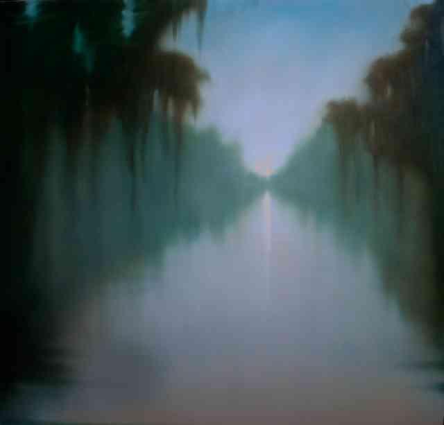 Melissa Bronin Atchafalaya Watertrails Exhibit
