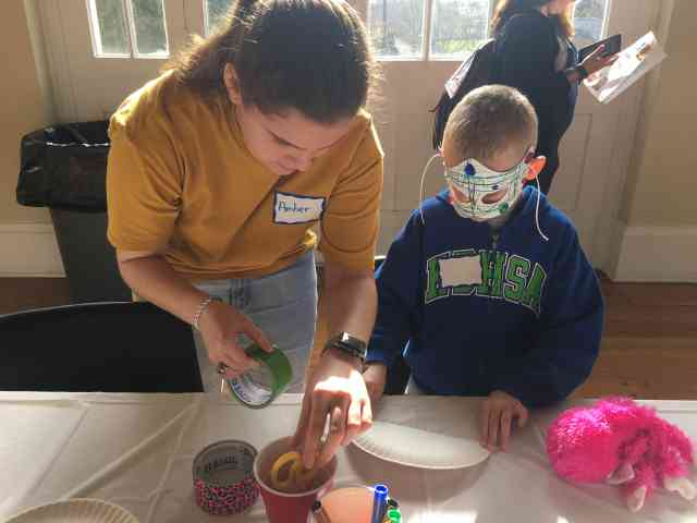 Sensory Friendly Mardi Gras Celebration