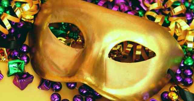 Mardi Gras Adult Painting Class at Wedell-Williams