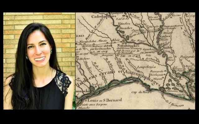 """""""How Native Americans Shaped Early Louisiana: Multinational Settlements and French Colonization along the Gulf Coast"""" with Elizabeth Ellis"""