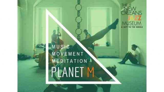 Planet M: Meditation, Movement, & Music