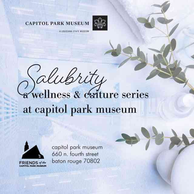 Salubrity: A Wellness & Culture Series