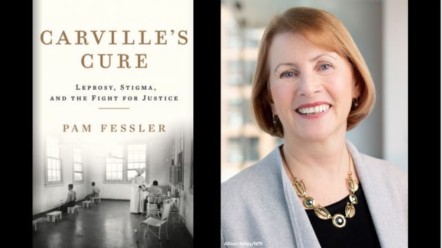 Carville's Cure: Leprosy, Stigma, and the Fight for Justice with Pam Fessler