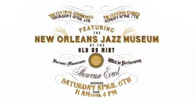 The New Orleans Ragtime Festival