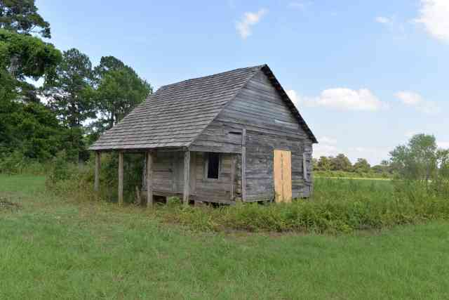 Lunchtime Lagniappe: Documenting Slave Structures and Tenant Cabins