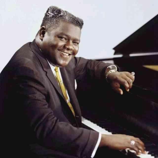 Fats Domino - New Orleans Rhythm & Blues Tour