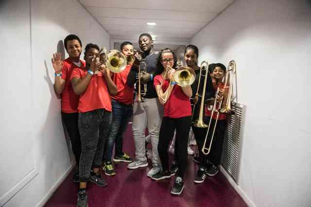 French American Tricentennial Brass Band