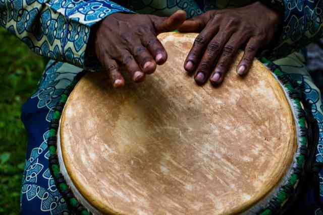 History of African Drumming & New Orleans Music