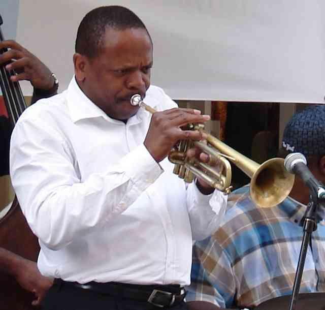 Leroy Jones Concert