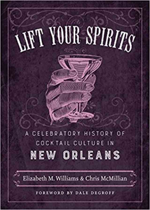 lift your spirits cocktail book