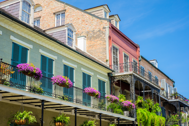French Quarter Home & Courtyard Tour