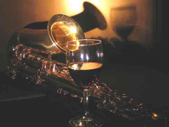 Sippin' and Jazzin' at the Jazz Museum