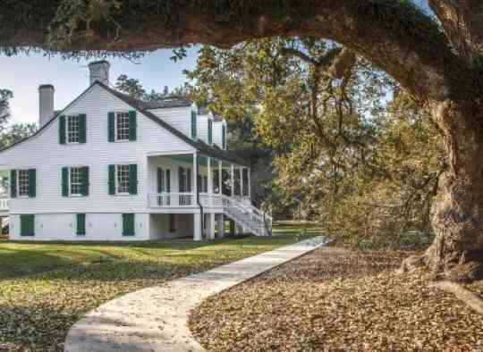 E.D. White Historic Site