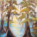 Colors of the Atchafalaya (Adult Painting Class)