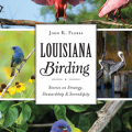 Louisiana Birding at Lunchtime Lagniappe