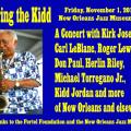 'Honoring the Kidd' Concert